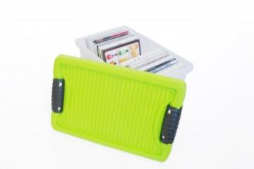 3 Stapelboxen Allzweckkiste Allzweckbox Box Kiste Aufbewahrungsbox Kunststoffbox - 4