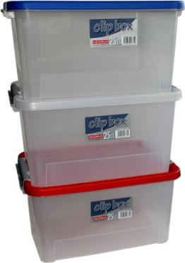 transparente Aufbewahrungsbox