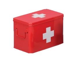 Zeller rote Medizinbox
