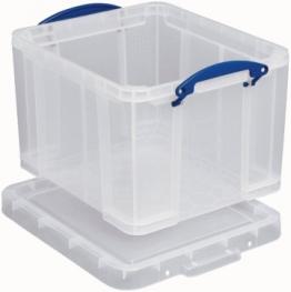 84 liter Allzweckbox mit Deckel