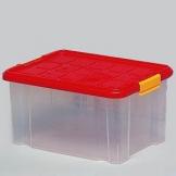 Unimet Eurobox mit Deckel 60 X 40 X 30 cm 366100 - 1