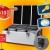 510 er CD/DVD/BLU-RAY DYNASUN CD510 DJ PRO KOFFER ALU BOX für CDs/DVDs MP3 mit HÜLLEN und SCHLOSS - 3