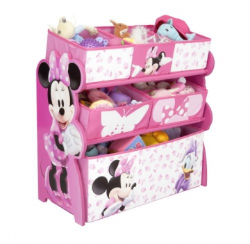 kinderregal mit boxen minni mouse disney designs. Black Bedroom Furniture Sets. Home Design Ideas