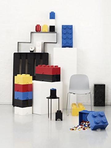 LEGO Lizenzkollektion 40041730 Stapelbare Aufbewahrungsbox, 8 Noppe, rot - 4