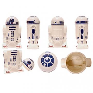 Star Wars Star147 - R2D2 3D Keksdose aus Keramik mit Deckel 27 x 15 cm - 2