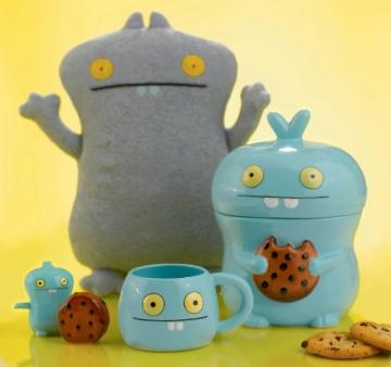 Uglydoll 45001 Cookie Jar Babo, blau - 3