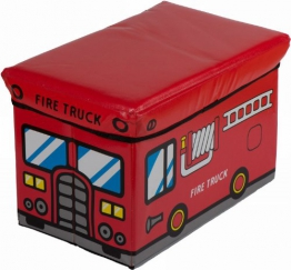 Staubox für Spielzeug