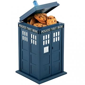 Doctor Who - Keks Dose mit Licht und Sound Effekt (aus Staffel 11) - 2