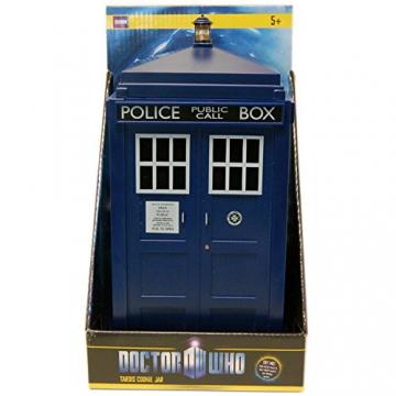 Doctor Who - Keks Dose mit Licht und Sound Effekt (aus Staffel 11) - 3