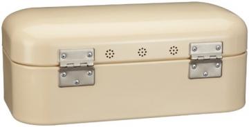 Wesco 235 201-23 Brotkasten Grandy, 42 x 23 x 17 cm, mandel - 3