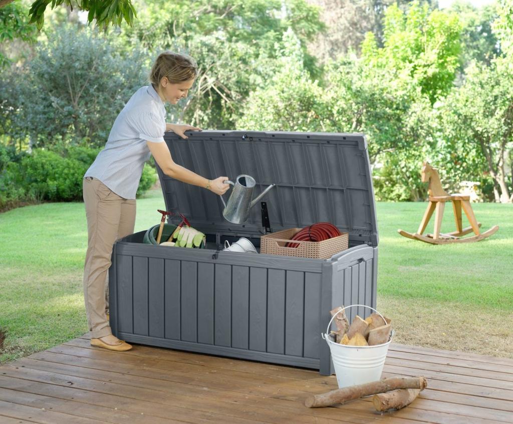 Gartenbox Wasserdicht Mit Sitzgelegenheit Test Preisvergleich