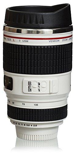 Lens Coffee Cup Objektiv